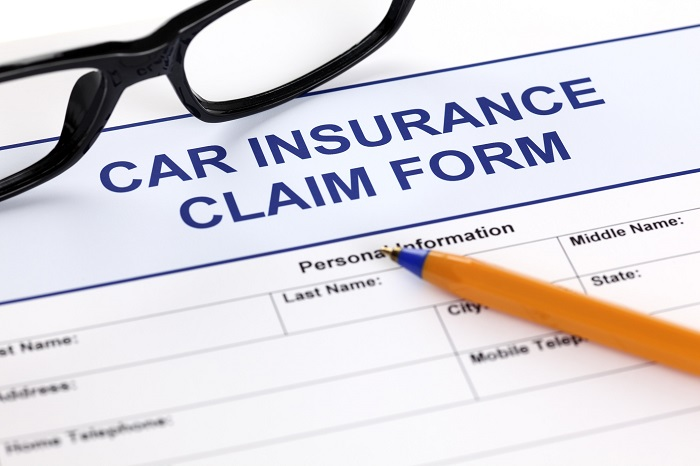 Car Insurance Claim Form
